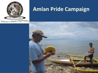 Amlan  Pride Campaign