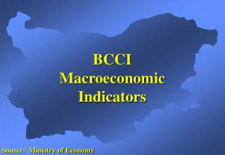 BCCI Macroeconomic Indicators