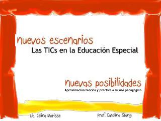 Aproximación teórica y práctica a su uso pedagógico