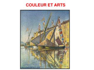 COULEUR ET ARTS