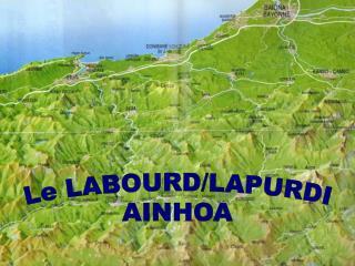 Le LABOURD/LAPURDI AINHOA