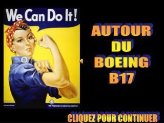 AUTOUR DU BOEING B17