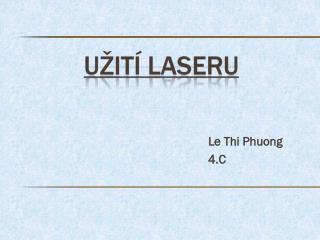 Le Thi Phuong 4.C