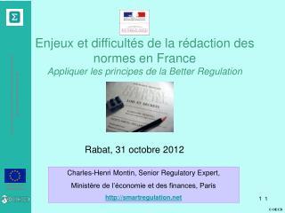 Rabat, 31 octobre 2012