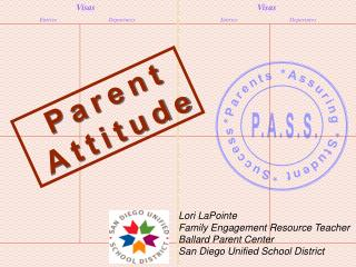 *Parents *Assuring *Student *Success