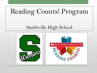 Reading Counts! Program Smithville High School