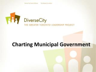 Charting Municipal Government