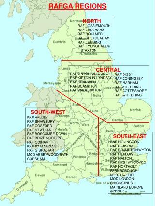 RAF LOSSIEMOUTH RAF LEUCHARS RAF BOULMER RAF SPEADEADAM RAF LEEMING RAF FYLINGDALES/    STAXTON