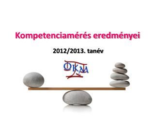 Kompetenciamérés eredményei
