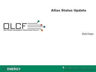 Atlas Status Update