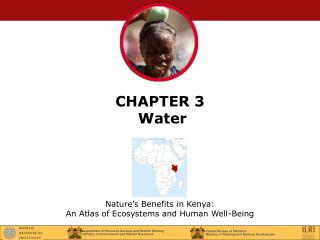 CHAPTER 3  Water