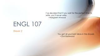 ENGL 107