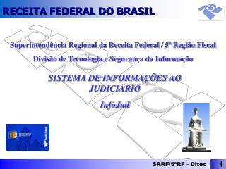 Superintendência Regional da Receita Federal / 5ª Região Fiscal