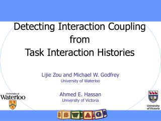 Detecting Interaction Coupling from  Task Interaction Histories