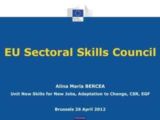 EU Sectoral Skills Council