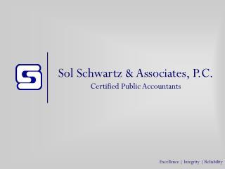 Sol Schwartz & Associates, P.C. Certified Public Accountants