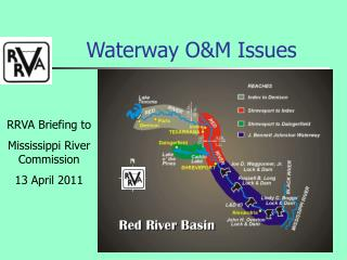 Waterway O&M Issues