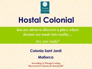 Hostal Colonial