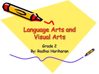 Language Arts and Visual Arts