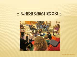 ~  Junior great books ~