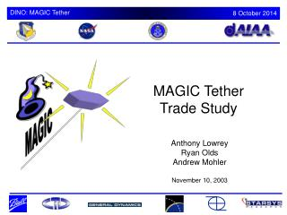 MAGIC Tether Trade Study