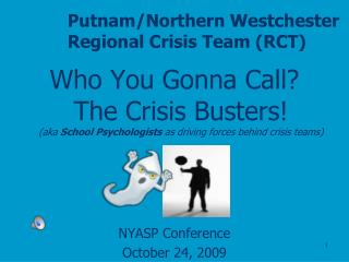 Putnam/Northern Westchester Regional Crisis Team (RCT)