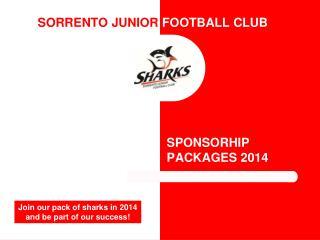 SORRENTO JUNIOR FOOTBALL CLUB
