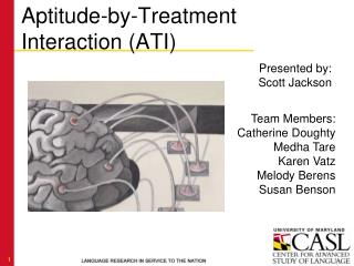 Aptitude-by-Treatment Interaction (ATI)