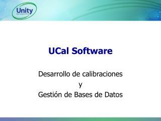 UCal Software