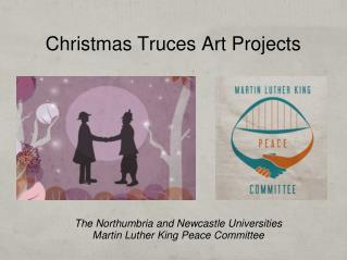 Christmas Truces Art Projects
