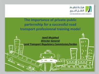 The contribution of training to transport and trade facilitation