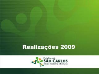 Realiza  es 2009