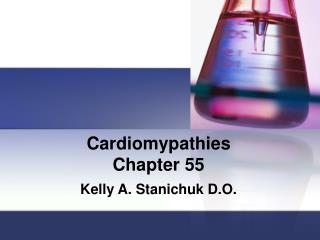 Cardiomypathies Chapter 55
