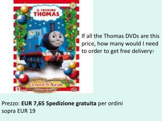 Prezzo:  EUR 7,65 Spedizione gratuita  per ordini sopra EUR 19