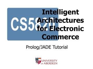 Intelligent Architectures for Electronic Commerce