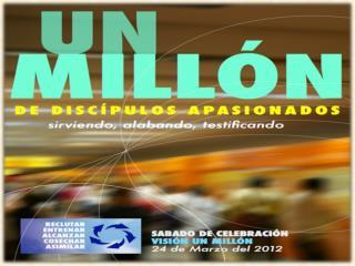 VISIÓN UN MILLÓN