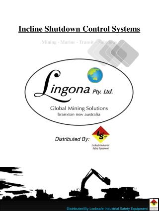 Incline Shutdown Control Systems Mining - Marine - Transit – Solutions