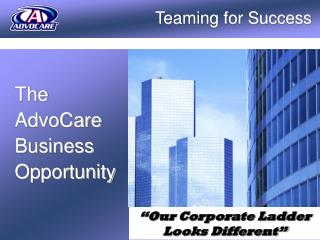 The AdvoCare Business Opportunity
