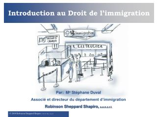Introduction au Droit de l'immigration