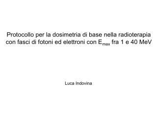 Luca Indovina
