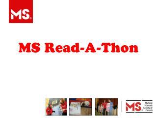 MS Read-A-Thon