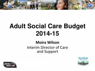Adult Social Care Budget 2014-15