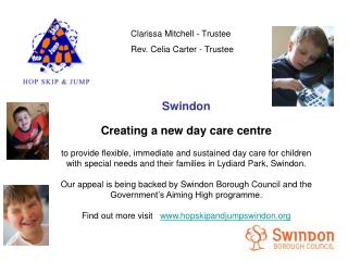Swindon Creating a new day care centre
