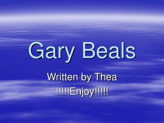 Gary Beals