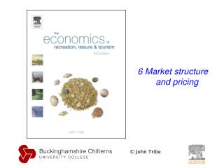 6 Market structure and pricing