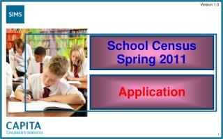 School Census Spring 2011