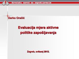 Hrvatski zavod za zapo�ljavanje