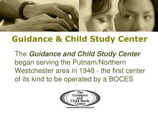Guidance & Child Study Center