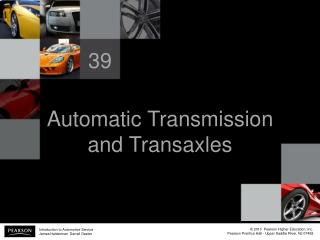 Automatic Transmission and Transaxles