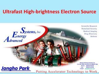 Advanced Energy Systems Inc. P.O. Box 7455, Princeton, NJ 08543-7455 Phone:(609) 514-0319